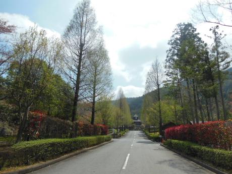 西脇市日本のへそ 日時計の丘公園オートキャンプ場