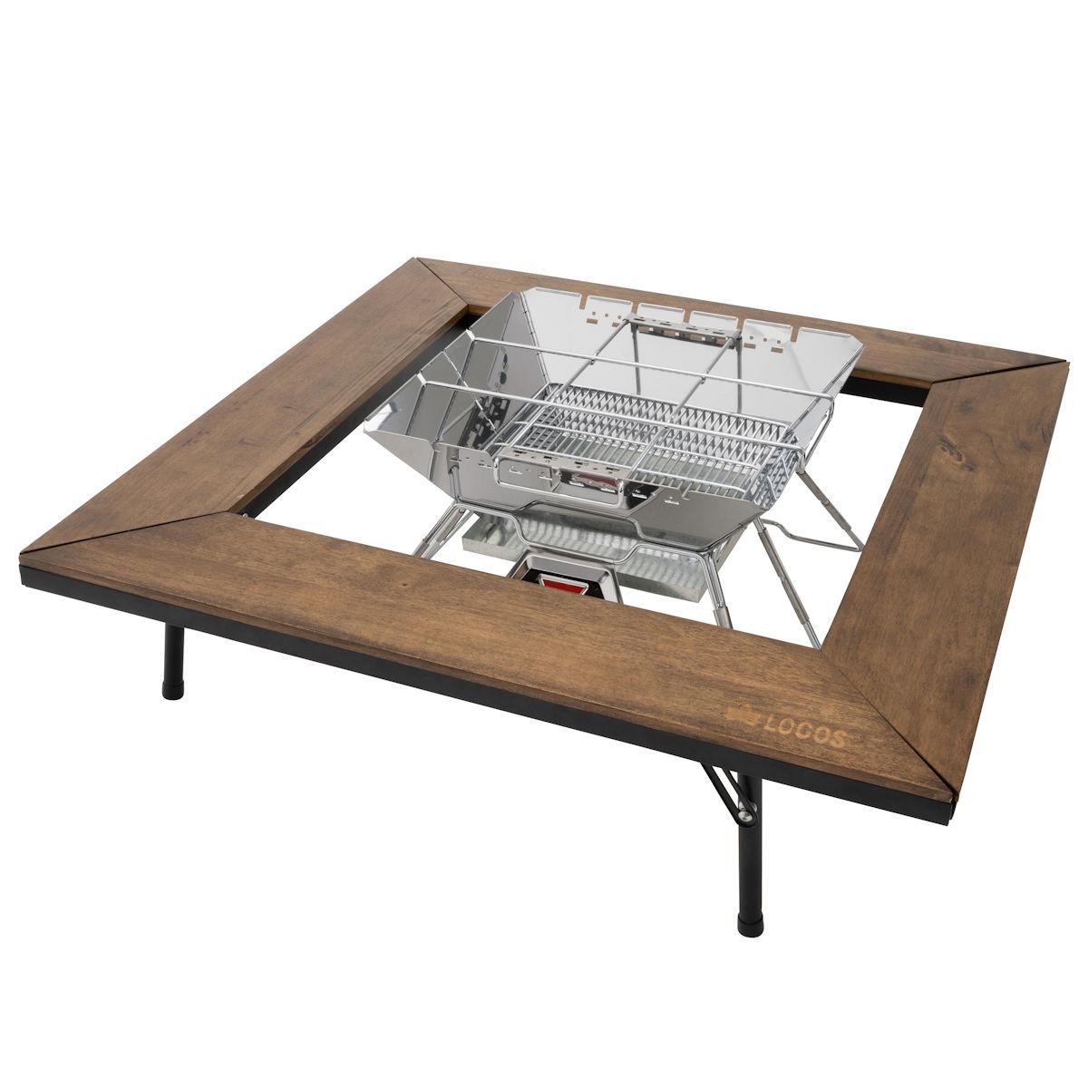 アイアンウッド囲炉裏テーブル