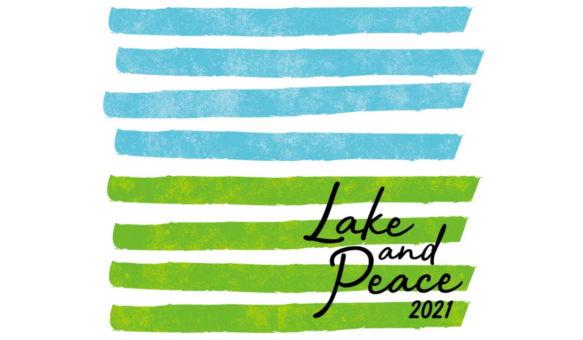 Lake and Peace2021 in 越谷レイクタウン店